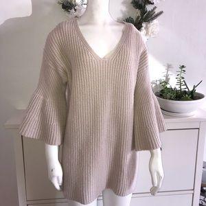 Derek Lam 10 Crosby wool knit sweater